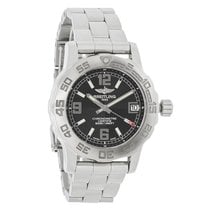 Breitling Colt Ladies Stainless Steel Quartz Watch A7738711/BB...