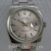 Rolex Oyster Perpetual Datejust Silver  116200 Full Set 2015
