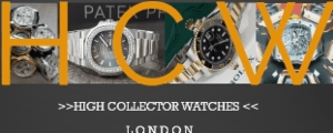 High Collector Watches
