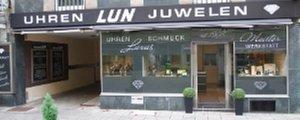 Juwelier LUN seit 1908
