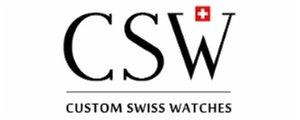 Custom Swiss Watches