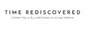 Time Rediscovered Ltd