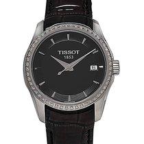 Tissot Couturier new Quartz Watch with original box and original papers T035.210.66.051.00