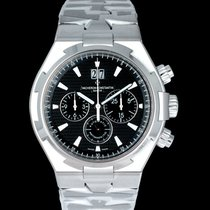 Vacheron Constantin Overseas Chronograph new Automatic Watch with original box and original papers 49150/B01A-9097