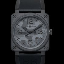 Bell & Ross BR 03 BR0392-CAMO-CE/SRB New Ceramic 42mm Automatic