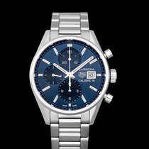 TAG Heuer Carrera Steel 41mm Blue United States of America, California, San Mateo