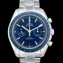 Omega Speedmaster Professional Moonwatch Titanium 44.25mm Blue United States of America, California, San Mateo