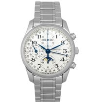 Longines L26734786 Steel Master Collection 40mm new