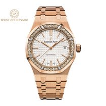 Audemars Piguet 15451OR.ZZ.1256OR.01 Rose gold 2020 Royal Oak Lady 37mm new United States of America, New York, New York