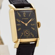 Wittnauer Yellow gold 23mm Manual winding pre-owned United States of America, California, Beverly Hills