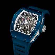 Richard Mille RM 030 Céramique 50mm Transparent Arabes