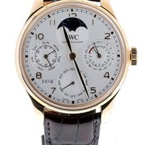IWC Portuguese Perpetual Calendar new 2021 Automatic Watch with original box and original papers IW503302