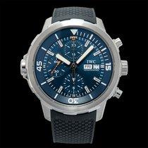 IWC IW376805 Steel 2020 Aquatimer Chronograph 44.00mm new United States of America, California, San Mateo