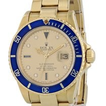 Rolex Submariner Date 16808 1981 pre-owned