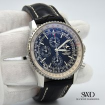 Breitling Navitimer 1461 Steel 46mm Black United States of America, New York, New York