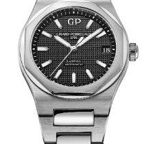 Girard Perregaux 81010-11-634-11A Acier 2020 Laureato 42mm nouveau