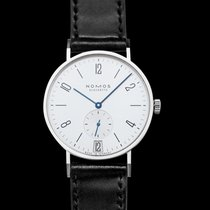 NOMOS Tangente 38 Datum Steel 37.5mm Silver United States of America, California, San Mateo