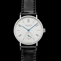 NOMOS Tangente new Manual winding Watch with original box and original papers 139