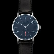 NOMOS Tangente Neomatik Steel 35mm Blue United States of America, California, San Mateo