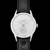 NOMOS Orion Neomatik Steel 38.5mm Silver United States of America, California, San Mateo