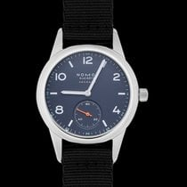 NOMOS Club Neomatik Steel 37mm Blue United States of America, California, San Mateo