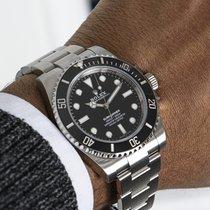 Rolex Submariner (No Date) Steel 40mm Black United Kingdom, London