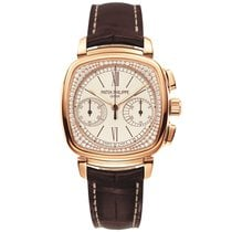 Patek Philippe Chronograph Rose gold 35mm Roman numerals United States of America, New York, New York