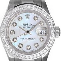 Rolex Lady-Datejust 179166 occasion