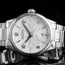 Armand Nicolet M02 Steel 42mm Silver Arabic numerals