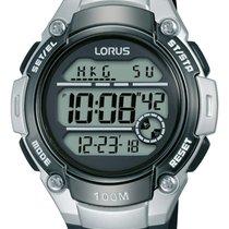 Lorus Plast 46mm Kvarts R2331MX9 ny
