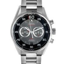 TAG Heuer Carrera Calibre 36 new Automatic Chronograph Watch with original box and original papers 36 CAR2B10.BA0799