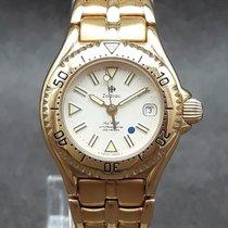 Zodiac Gold/Stahl 27mm Quarz 509.52.42A neu Deutschland, Essen Kettwig
