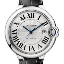 Cartier Stahl 42mm Automatik W69016Z4 neu