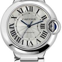Cartier WSBB0048 Acier 2021 Ballon Bleu 36mm 36mm nouveau