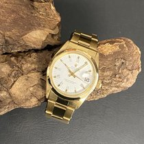 Rolex 6824 Or jaune 1976 Oyster Perpetual Date 31mm occasion