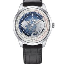 Jaeger-LeCoultre Q8108420 Steel 2021 Geophysic Universal Time 41.6mm new