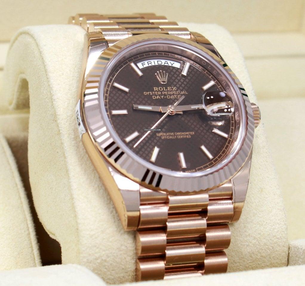 Rolex (ロレックス) デイデイト 40 228235 新品