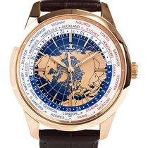 Jaeger-LeCoultre Geophysic Universal Time Pозовое золото 41.6mm Синий