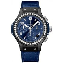 Hublot Big Bang 41 mm neu 2021 Automatik Chronograph Uhr mit Original-Box und Original-Papieren 341.CM.7170.LR.1204