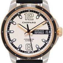 Chopard Grand Prix de Monaco Historique Titanio 44mm Blanco España, Madrid