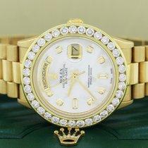 Rolex Day-Date 36 Oro amarillo 36mm Madreperla