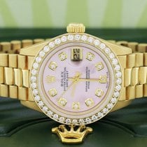 Rolex Lady-Datejust Yellow gold 26mm United States of America, New York, New York