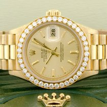Rolex Very good Yellow gold 26mm Automatic