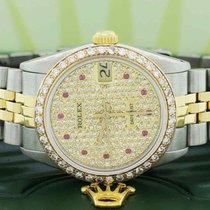 Rolex Lady-Datejust Acier 31mm