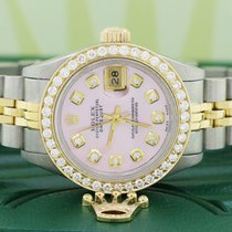 Rolex Lady-Datejust Staal 26mm