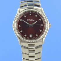 Ebel Staal 32.5mm Quartz 9954035 tweedehands