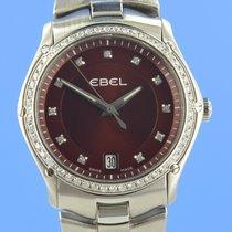 Ebel Sport Сталь 32.5mm Коричневый