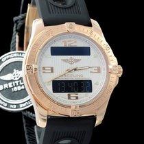 Breitling Aerospace Avantage Pозовое золото 42mm