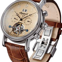 Ingersoll Steel 42mm Automatic IN1800CR new