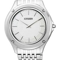Citizen Eco-Drive One Steel 39mm Grey